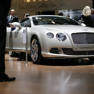 """""""Bentley Continental"""""""
