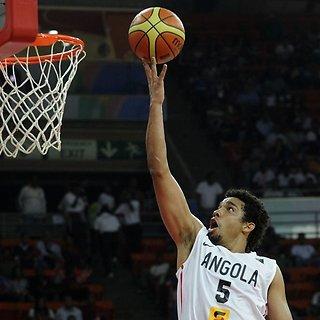 Angolos krepšinio rinktinė