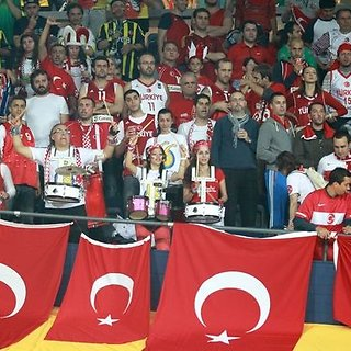Turkijos krepšinio rinktinė