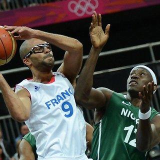 Nigerijos krepšinio rinktinė