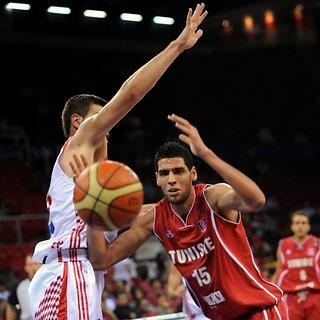 Tuniso krepšinio rinktinė