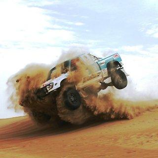 """Abu Dhabi desert challenge"""