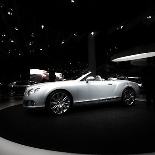 """Bentley Continental GTC"""