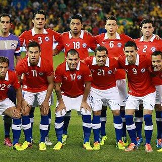 Čilės futbolo rinktinė