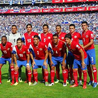 Kosta Rikos futbolo rinktinė