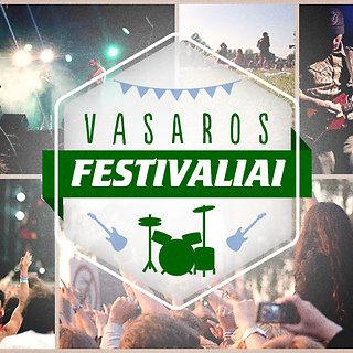 Vasaros festivaliai 2014
