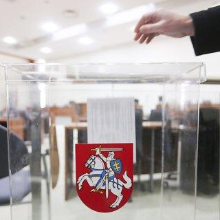 Merų rinkimai 2019