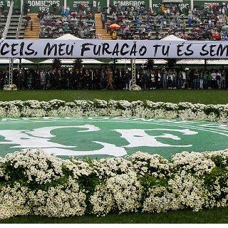"""Brazilijos """"Chapecoense"""""""