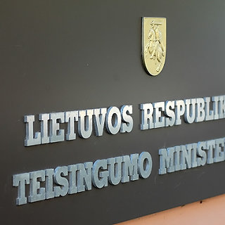 Lietuvos Respublikos Teisingumo ministerija