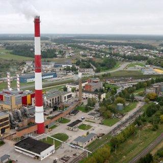 Panevėžio energija, AB