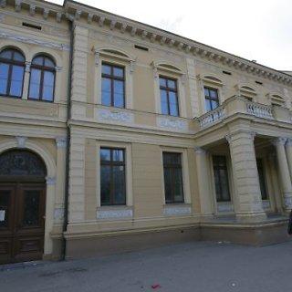 Klaipėdos apskrities viešoji Ievos Simonaitytės biblioteka