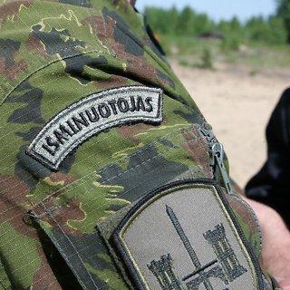 Juozo Vitkaus inžinerijos bataliono Išminavimo kuopa