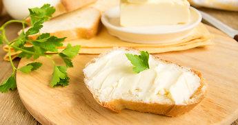 Pagiriamasis žodis sviestui: kodėl ypač naudingas šiuo metu