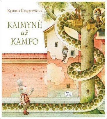 """Knygos viršelis/Knyga """"Kaimynė už kampo"""""""