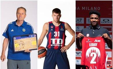"""Eurolyga grįžta: milžiniško potencialo """"Olimpia"""" ir lietuvio žvaigždė Vitorijoje"""