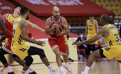 """Pirėjuje – įspūdingi amerikiečio momentai ir """"Olympiakos"""" sprigtas vokiečiams"""