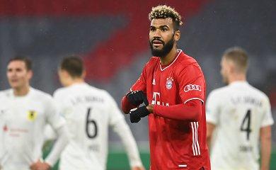 """Vokietijos taurės turnyre – """"Bayern"""" pergalė prieš penktos lygos ekipą"""