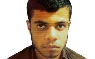 """""""Twitter"""" nuotr./""""Hamas"""" kovotojas Yahya Ijlah"""