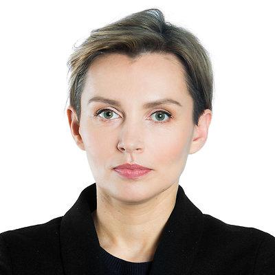 Jurga Vaičiūtė, GYVENIMAS / MAISTAS redaktorė