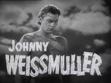 """epaveldas.lt nuotr./Johnny Weissmulleris 1939 m. filme """"Tarzanas"""""""