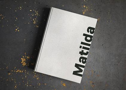"""Matilda Olkinaitė """"Atrakintas dienoraštis"""""""