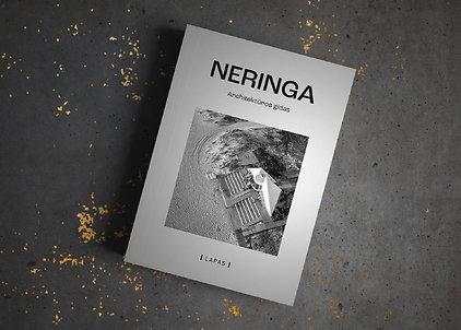 """Marija Drėmaitė, Viltė Migonytė, Martynas Mankus """"Neringa. Architektūros gidas"""""""