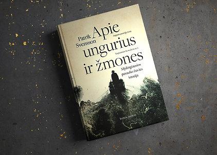 """Patrik Svensson """"Apie ungurius ir žmones"""""""