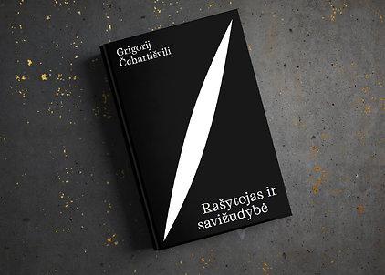 """Grigorij Čchartišvili """"Rašytojas ir savižudybė"""""""