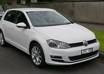 Volkswagen Golf (2013)