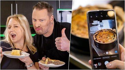 """""""Tarasovai virtuvėje"""": Violetos firminis mėsos pyragas visai šeimai, kuriam pagaminti išleisite 13 eurų"""
