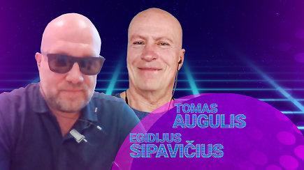 """""""Alter(Eurovizija)"""": 90-ųjų dievukai, Sipavičiaus breikas ir T.Augulio patarimai"""