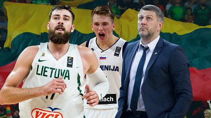 """""""Ginčas"""" dėl rinktinės: olimpinėje atrankoje Lietuvai žalia šviesa?"""