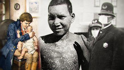 Didžiausi ligų protrūkiai žmonijos istorijoje: ko išmokome?