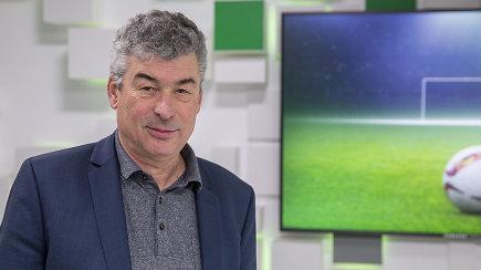"""V.Murauskas: apie lažybų skandalą, kritiką """"Sūduvai"""" ir V.Čeburino bei P.Golubicko klausimus"""