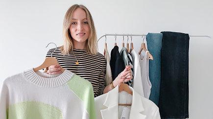 Ruošiamės vasarai: kaip derinti drabužius skirtingomis oro sąlygomis ir išlikti stilingai?