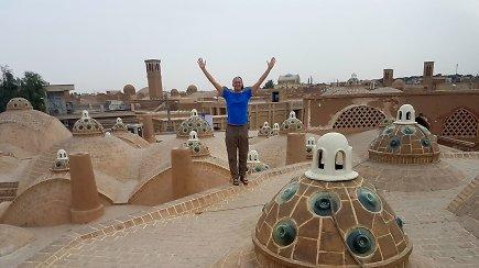 Kelionė į turistų vengiamą Iraną: kaip du lietuviai šalį tyrinėjo
