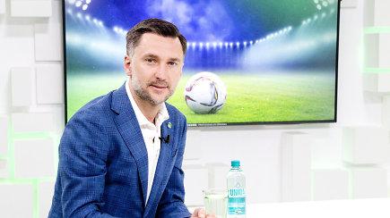 """D.Šemberas: apie """"Žalgirio"""" startą Europos lygoje ir komandos aktualijas"""