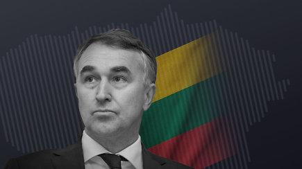 Kandidatas į Lietuvos prezidentus Petras Auštrevičius: svarbiausi biografijos faktai