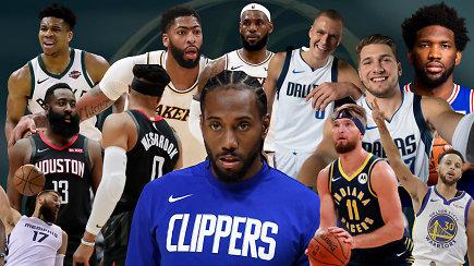 """""""Atsarginių"""" premjera ir didžioji NBA intriga – favoritai, gandai, topai ir skandalai"""