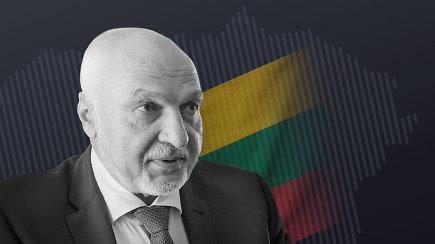 Kandidatas į Lietuvos prezidentus Valentinas Mazuronis: svarbiausi biografijos faktai