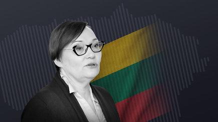 Kandidatė į Lietuvos prezidentus Aušra Maldeikienė: svarbiausi biografijos faktai