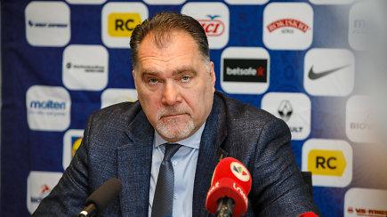 """""""Ginčas"""": ar teisingai renkamas Lietuvos rinktinės treneris?"""