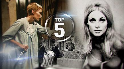 """Šiurpūs filmo """"Rozmari kūdikis"""" prakeiksmo įrodymai: su filmavimu susijusių tragedijų TOP 5"""