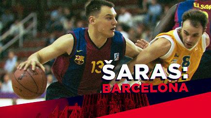 """Ispanijos krepšinio legenda R.Dueñas: """"Dar žaisdamas Šaras perimdavo trenerio vaidmenį"""""""