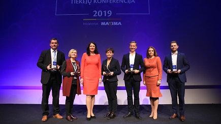 Lietuvos gamintojų ir tiekėjų konferencija 2019: apdovanojimų ceremonija