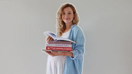 """""""Nėštukės"""" dienoraštis: kaip pasiruošti gimdymui ir fiziškai, ir emociškai"""