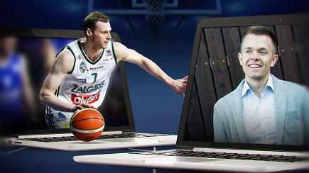 """""""urBONUSas"""": M.Pocius – apie kitą lietuvį NBA vadovą ir sujauktą darbotvarkę Amerikoje"""