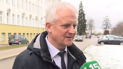 Naujausia informacija iš Šiaulių: pokalbis su ligoninės direktoriumi R.Mažeika
