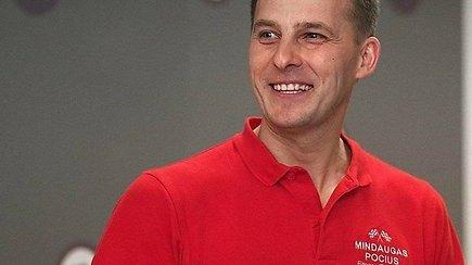 Nematomas lenktynininko Roko Baciuškos angelas sargas – kineziterapeutas Mindaugas Pocius