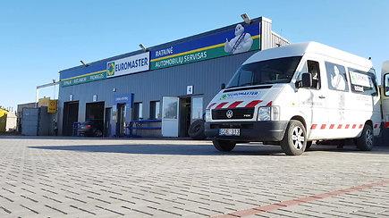 """""""Euromaster"""" serviso vadovas: turime geriausias ratų balansavimo stakles Lietuvoje"""